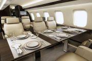 Première compagnie privée de business avion en RDC : MWANT JET SARL réceptionne son premier jet pimpant neuf