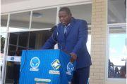 Mobilisation des recettes à la frontière angolaise : Ogefrem , Anatole Kikwa lance les travaux de construction de l'agence de Lufu
