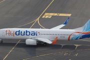 Un premier vol commercial de « FLY DUBAI » sur Kinshasa