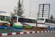 RDC : la nouvelle société de transport urbain SPT met 14 bus en circulation à Goma