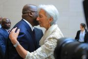 Congo-Kinshasa: Coopération RDC-FMI – Nouvel accord sur la mise en œuvre d'un programme de référence sur 6 mois