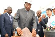 Kinshasa: début de la construction d'un nouveau bâtiment du Gouvernement