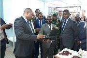 LA RDC DOTÉE D'INCUBATEUR PILOTE DES PME DE LA FILIÈRE CUIR