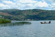 Lancement des travaux de dégazage du lac Kivu