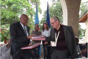 Avec 120 millions d'Euros : la RDC et l'UE s'engagent dans la sauvegarde des sites biologiques prioritaires