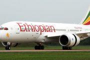 Vol inaugural de la compagnie Ethiopian Airlines à Mbuji-Mayi
