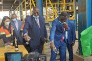 """RDC: la chinoise """"Carilu"""" annonce une production journalière de 1500 tonnes de ciment"""