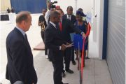 BOLLORÉ LOGISTICS RDC INAUGURE UN DÉPÔT PHARMACEUTIQUE MODERNE