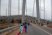 Coopération Rdc-Japon : Le pont Maréchal sauvé de la corrosion grâce à l'installation du système de déshumidification