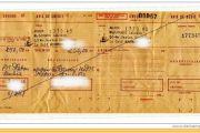 Relance imminente des chèques postaux à la SCPT