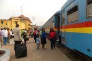 Reprise du trafic ferroviaire Kinshasa-Kasangulu