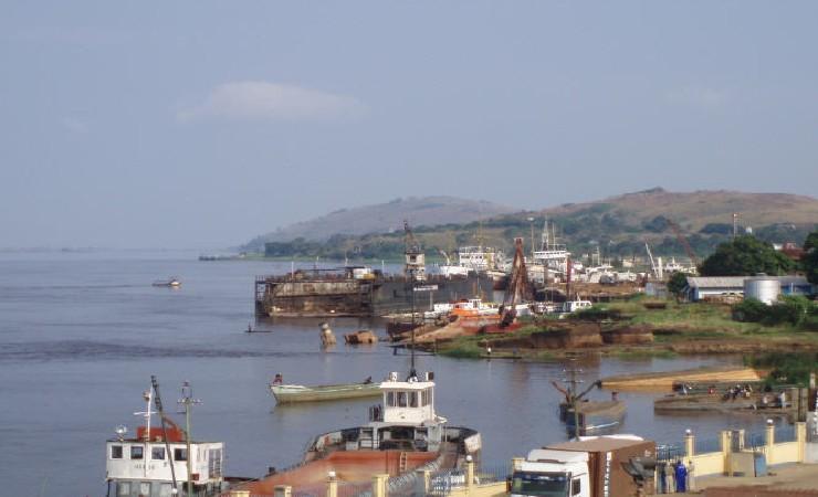Lancement Des Travaux De Modernisation Du Port De Boma